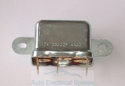Classic relay 12 volt 20A replaces Lucas SRB146 33222 6RA change over relay